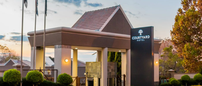 "CITY LODGE HOTEL GROUP ""NEW CONCEPT"" COURTYARD HOTEL"